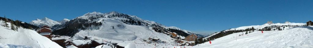 Location ski Meribel Mottaret